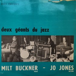 Milt Buckner – Jo Jones – албум Deux Géants Du Jazz