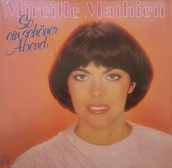 Mireille Mathieu – албум So Ein Schöner Abend