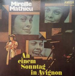 Mireille Mathieu – албум An Einem Sonntag In Avignon