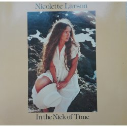 Nicolette Larson ‎– албум In The Nick Of Time