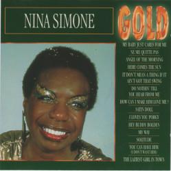 Nina Simone – албум Gold (CD)