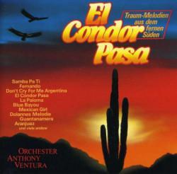 Orchester Anthony Ventura – албум El Condor Pasa (CD)