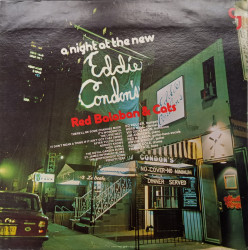 Red Balaban ‎ ‎– албум A Night At The New Eddie Condon;s