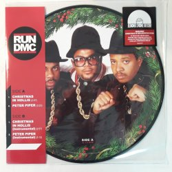 Run-D.M.C. ‎– сингъл Christmas In Hollis