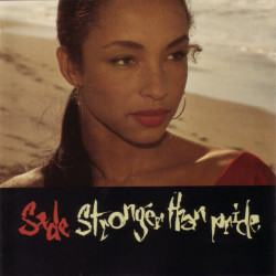 Sade ‎– албум Stronger Than Pride (CD)