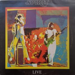Spirit – албум Live