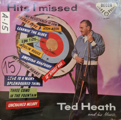 Ted Heath And His Music – албум Hits I Missed