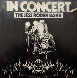 The Jess Roden Band – албум In Concert