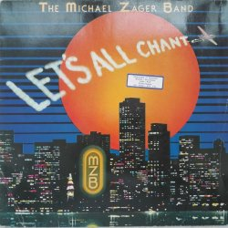 The Michael Zager Band ‎– албум Let's All Chant