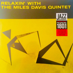 The Miles Davis Quintet ‎– албум Relaxin' With The Miles Davis Quintet