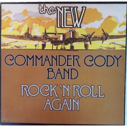 The New Commander Cody Band ‎– албум Rock N' Roll Again
