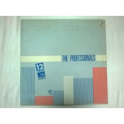 The Professionals ‎– сингъл Law Of The Land
