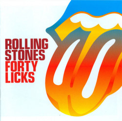 The Rolling Stones – албум Forty Licks (CD)