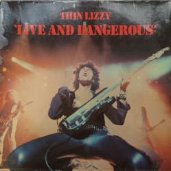 Thin Lizzy – албум Live And Dangerous