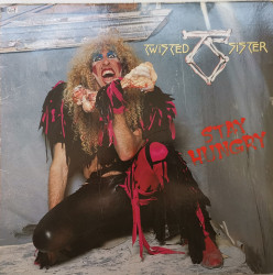 Twisted Sister – албум Stay Hungry