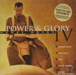Various – албум Henry Maske - Power & Glory IV (CD)