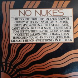 Various – албум No Nukes - The Muse Concerts For A Non-Nuclear Future