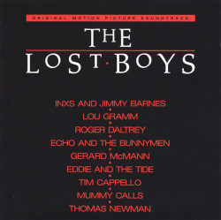Various ‎– албум The Lost Boys (Original Motion Picture Soundtrack) (CD)