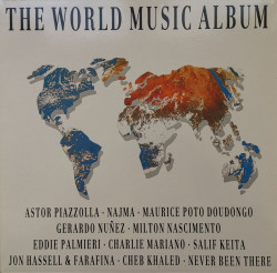 Various ‎– албум The World Music Album