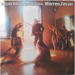 Warren Zevon ‎– албум Bad Luck Streak In Dancing School
