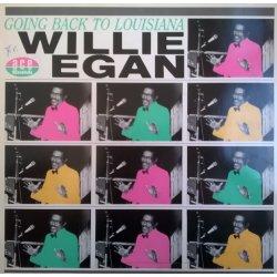 Willie Egan – албум Going Back To Louisiana