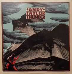 Andy Taylor – албум Thunder