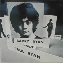 Barry Ryan ‎– албум Barry Ryan Sings Paul Ryan