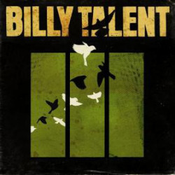 Billy Talent – албум Billy Talent III (CD)