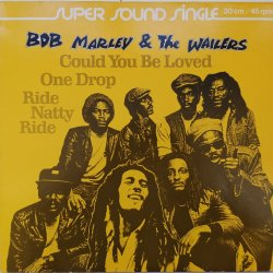 Bob Marley & The Wailers ‎– албум Could You Be Loved / One Drop / Ride Natty Ride
