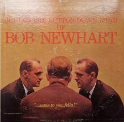 Bob Newhart – албум Behind The Button-Down Mind Of Bob Newhart