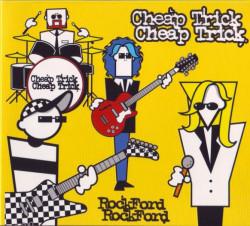 Cheap Trick – албум RockFord (CD)