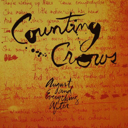 Counting Crows – албум (CD) August And Everything After