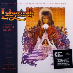 David Bowie, Trevor Jones ‎– албум Labyrinth (From The Original Soundtrack Of The Jim Henson Film)
