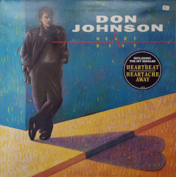 Don Johnson – албум Heartbeat