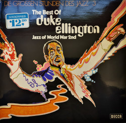 Duke Ellington ‎– албум The Best Of Duke Ellington (Jazz Of World War 2nd)