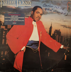 Freddie Jackson ‎– албум Just Like The First Time