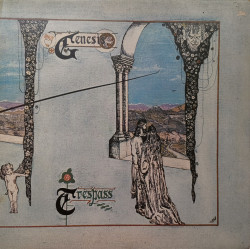 Genesis – албум Trespass