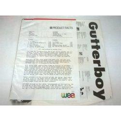 Gutterboy – албум Gutterboy