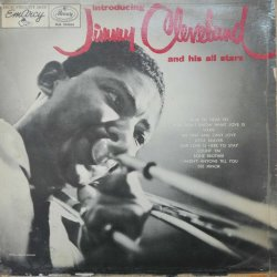 Jimmy Cleveland And His All Stars ‎– албум Introducing Jimmy Cleveland And His All Stars