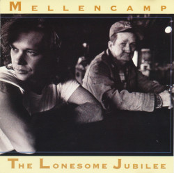 John Cougar Mellencamp ‎– албум The Lonesome Jubilee (CD)