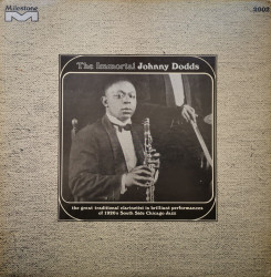 Johnny Dodds – албум The Immortal Johnny Dodds