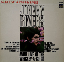 Johnny Rivers – албум More Live At The Whiskey-A-Go-Go