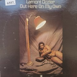 Lamont Dozier ‎– албум Out Here On My Own
