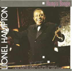 Lionel Hampton – албум Hamp's Boogie (CD)