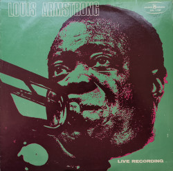 Louis Armstrong – албум Live Recording