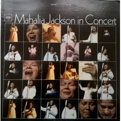 Mahalia Jackson – албум Mahalia Jackson In Concert Easter Sunday, 1967