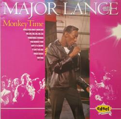 Major Lance – албум Monkey Time