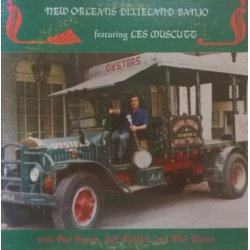 New Orleans Dixieland Banjo Featuring Les Muscutt – албум New Orleans Dixieland Banjo Featuring Les Muscutt