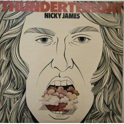 Nicky James – албум Thunderthroat