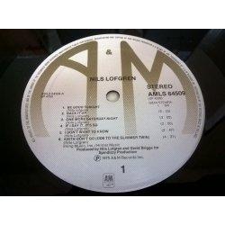 Nils Lofgren – албум Nils Lofgren